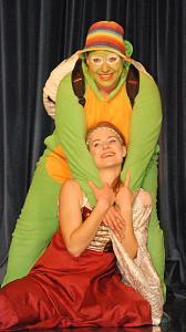 Prinzessin & Schildkröte