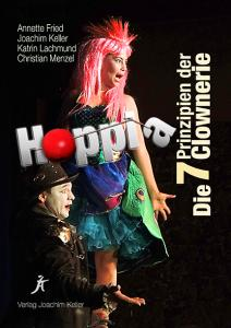 Hoppla – Die 7 Prinzipien der Clownerie, 22,80 €